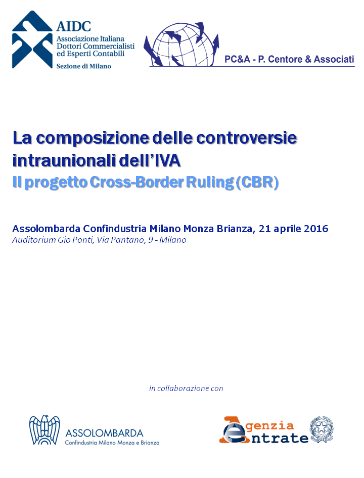 Copertina Milano 21 Aprile 2016