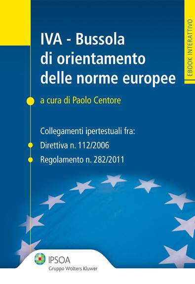 IVA – Bussola Di Orientamento Delle Norme Europee