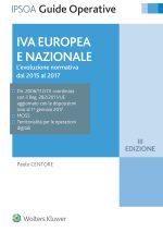 IVA Europea E Nazionale III EDIZIONE