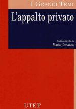 L'APPALTO PRIVATO – 2000