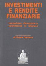 INVESTIMENTI E RENDITE FINANZIARIE