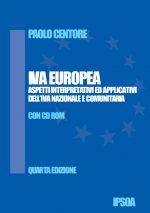 IVA EUROPEA IV° EDIZ.