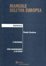 MANUALE IVA EUROPEA V° EDIZ