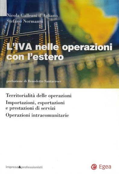 L' IVA Nelle Operazioni Con L'estero